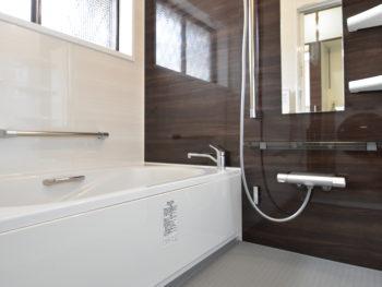 松山市 S様邸 浴室・洗面所事例