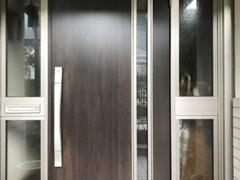 新居浜市 F様邸 玄関ドア交換事例