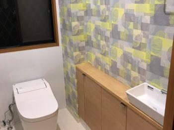 四国中央市 M様邸 トイレ改装事例