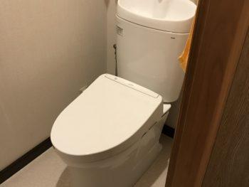 新居浜市 O様 トイレ取替事例