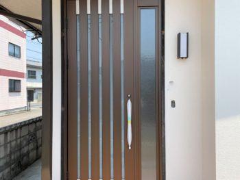 新居浜市 T様邸 玄関ドア取替事例