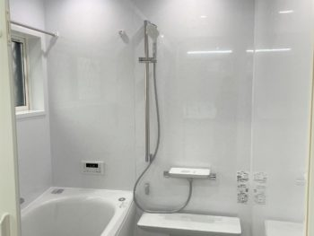 新居浜市 A様邸 洗面浴室改装事例