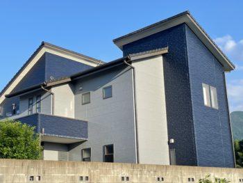 新居浜市 N様邸 外壁塗装工事事例