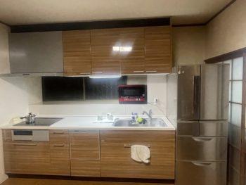 新居浜市 A様邸 キッチン交換工事事例